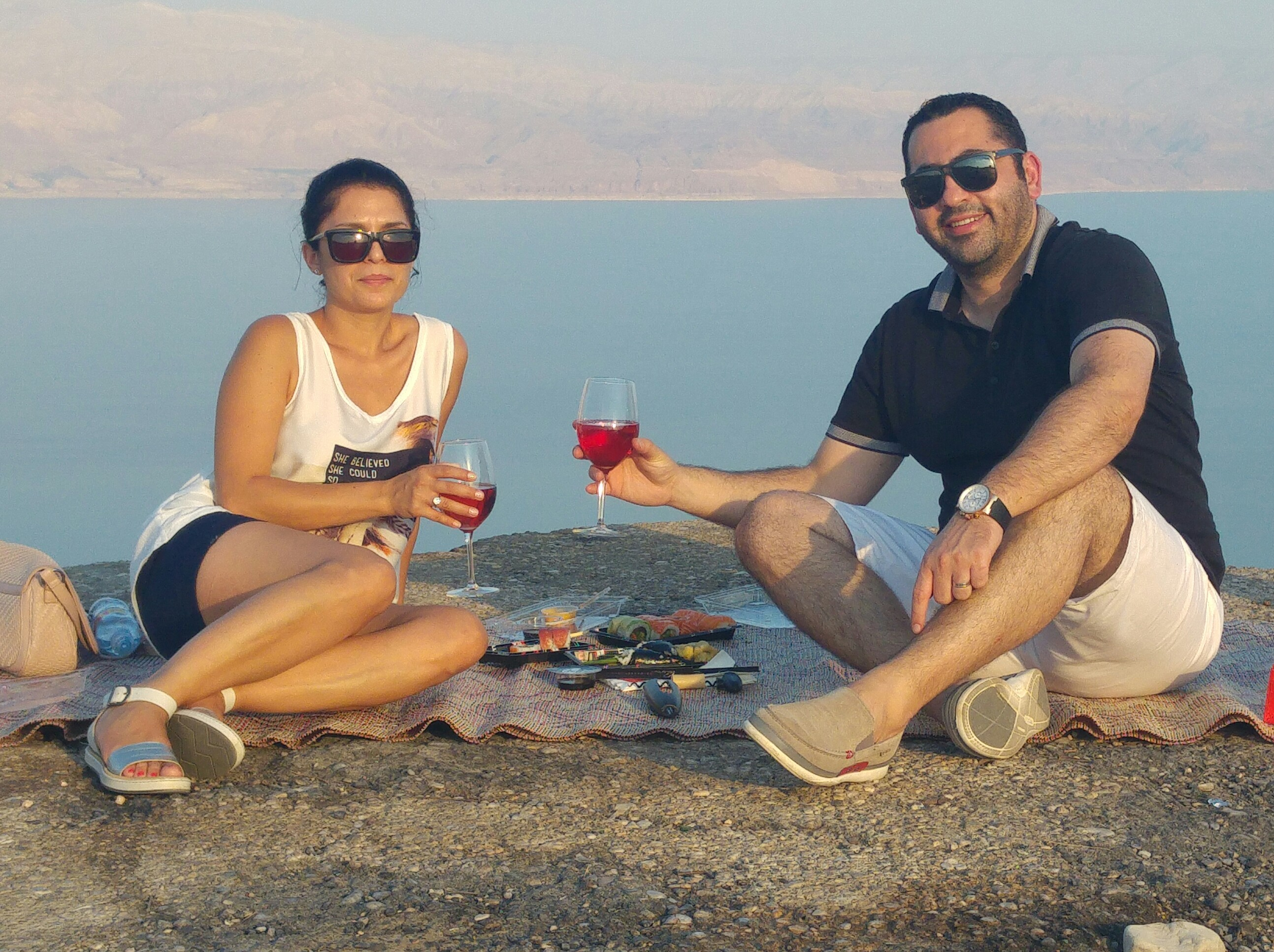 Helicopter flight tours in israel Romantic flight