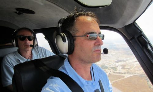 Helicopter flight tours in israel - danny flying